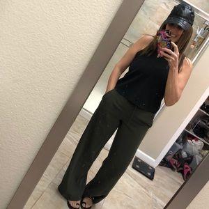lululemon athletica Pants & Jumpsuits - Lululemon On The Fly Pants Wide Leg